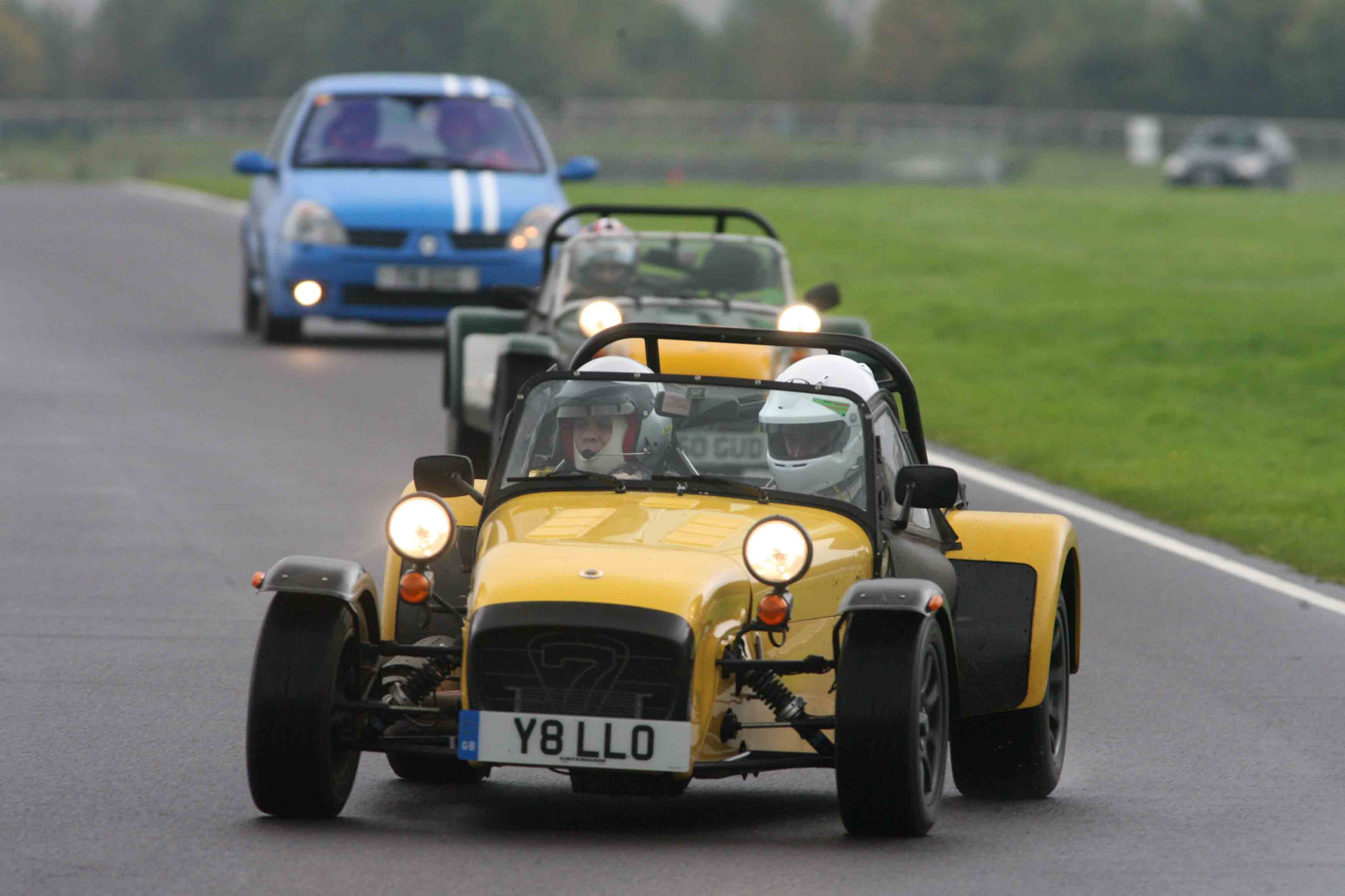 Castle be 25th September 2017 BHP TrackDays at Castle be Circuit